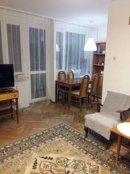 Mieszkanie trzypokojowe na wynajem Warszawa, Mokotów, ul. Batorego 33  48m2 Foto 1