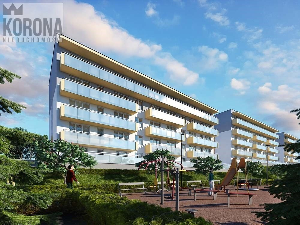 Mieszkanie trzypokojowe na sprzedaż Białystok, Jaroszówka  47m2 Foto 7
