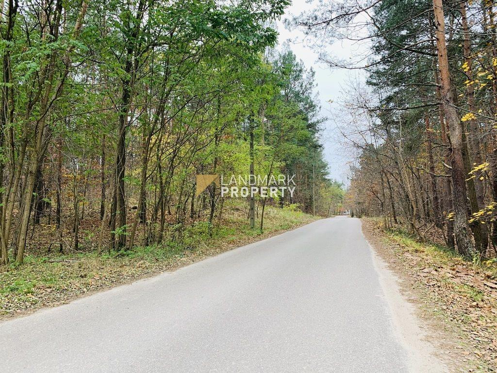 Działka leśna na sprzedaż Warszawa, Wawer  5500m2 Foto 3