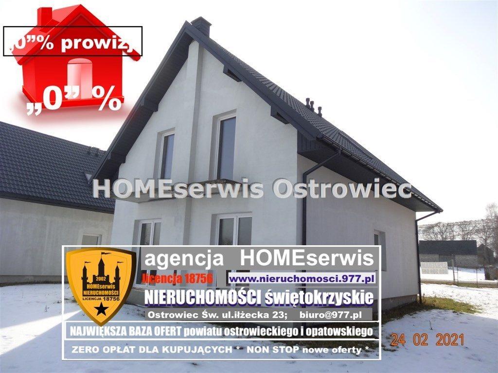 Dom na sprzedaż Ostrowiec Świętokrzyski, Częstocice  107m2 Foto 1
