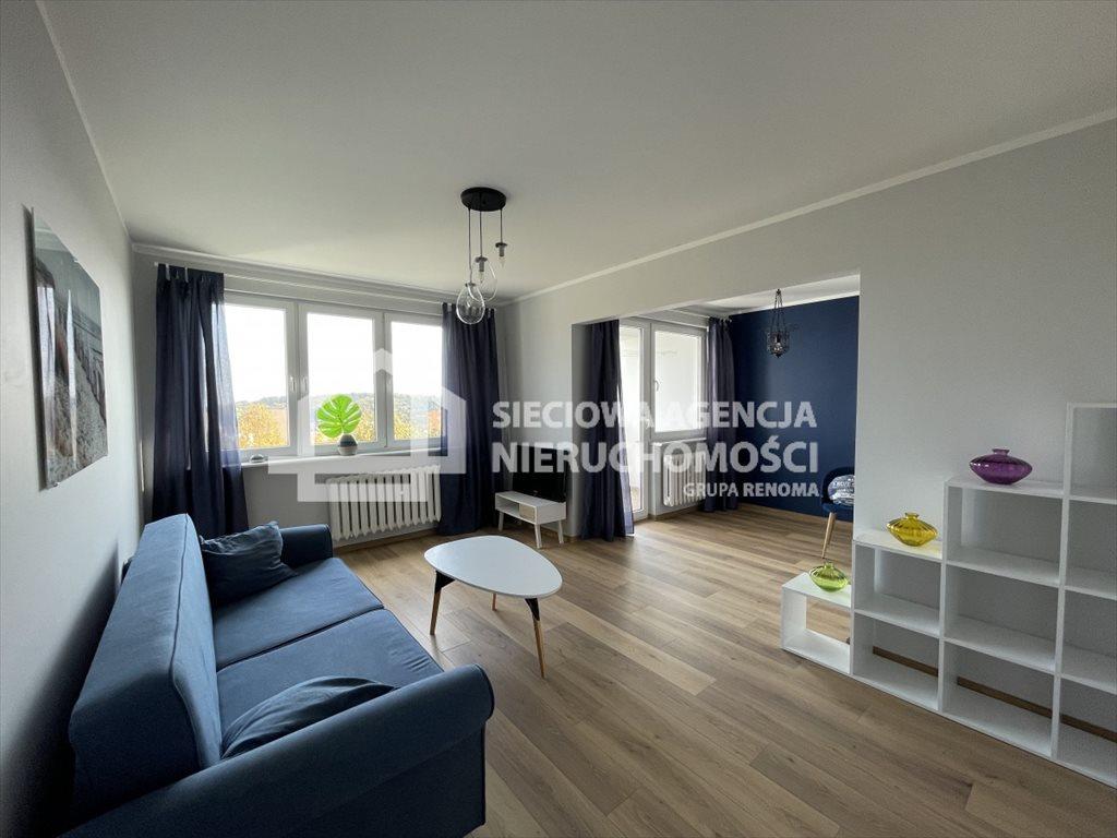 Mieszkanie trzypokojowe na wynajem Gdynia, Obłuże, Benisławskiego  51m2 Foto 3