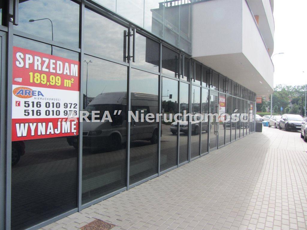 Lokal użytkowy na wynajem Białystok, Bema, Kaczorowskiego  121m2 Foto 1