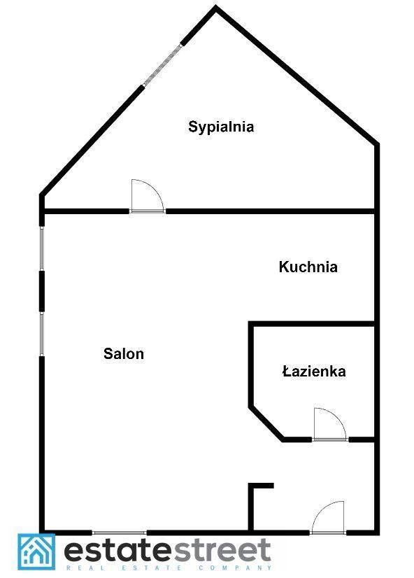 Mieszkanie dwupokojowe na wynajem Katowice, Ligota, Jana Kiepury  60m2 Foto 12