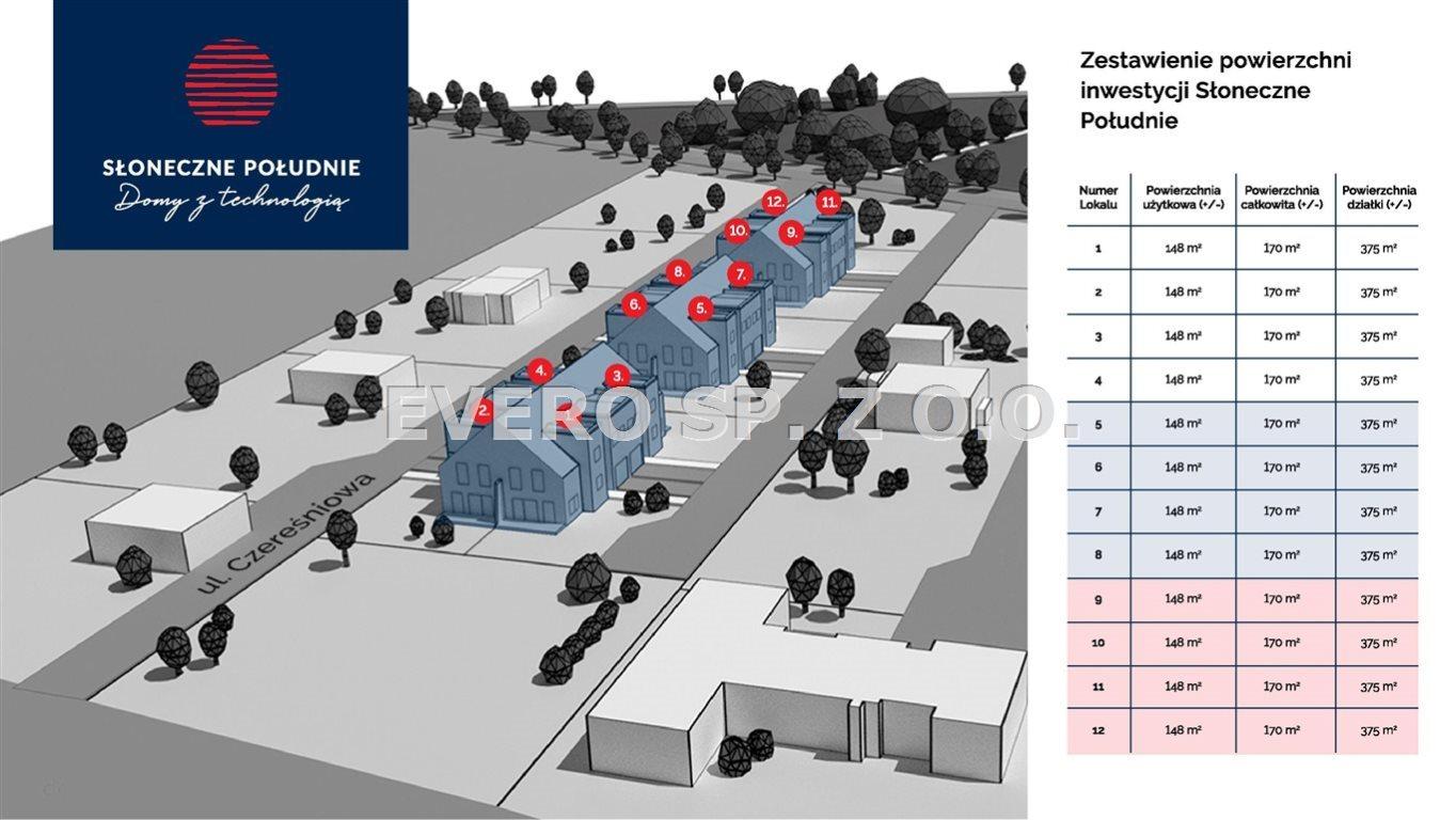 Dom na sprzedaż Wrocław, Inwestycja Słoneczne Południe - domy z pompą ciepła  170m2 Foto 10