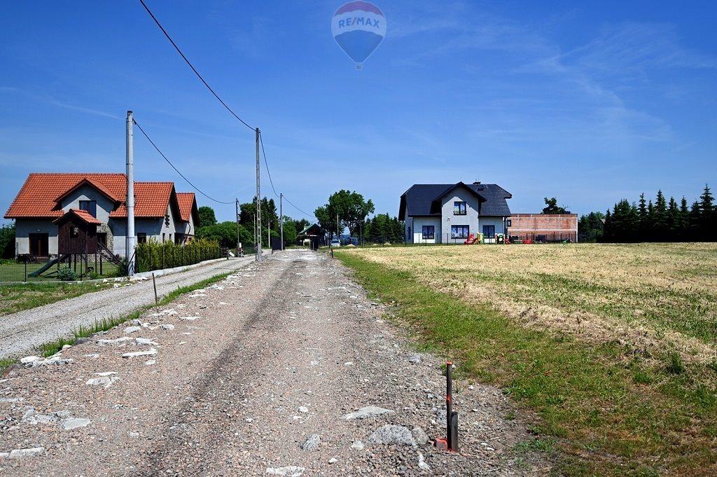 Działka inwestycyjna pod dzierżawę Skawina, Krakowska  4000m2 Foto 2