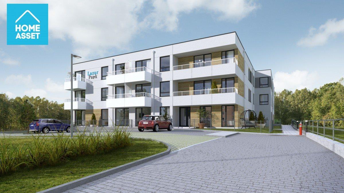Mieszkanie dwupokojowe na sprzedaż Gdańsk, Komary, Kwiatowa  45m2 Foto 6