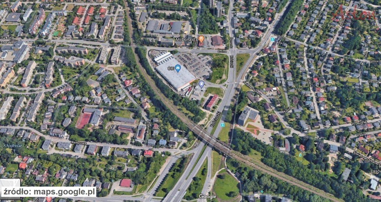 Działka inwestycyjna na sprzedaż Katowice, Brynów  1200m2 Foto 1