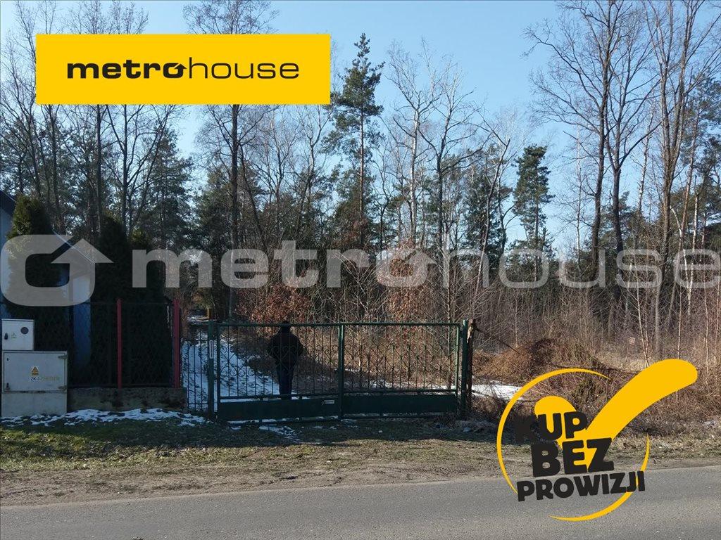 Działka leśna na sprzedaż Sierzchów, Góra Kalwaria  1680m2 Foto 1