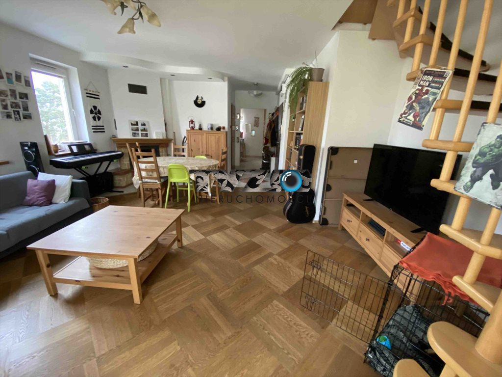 Mieszkanie czteropokojowe  na sprzedaż Józefów  84m2 Foto 2