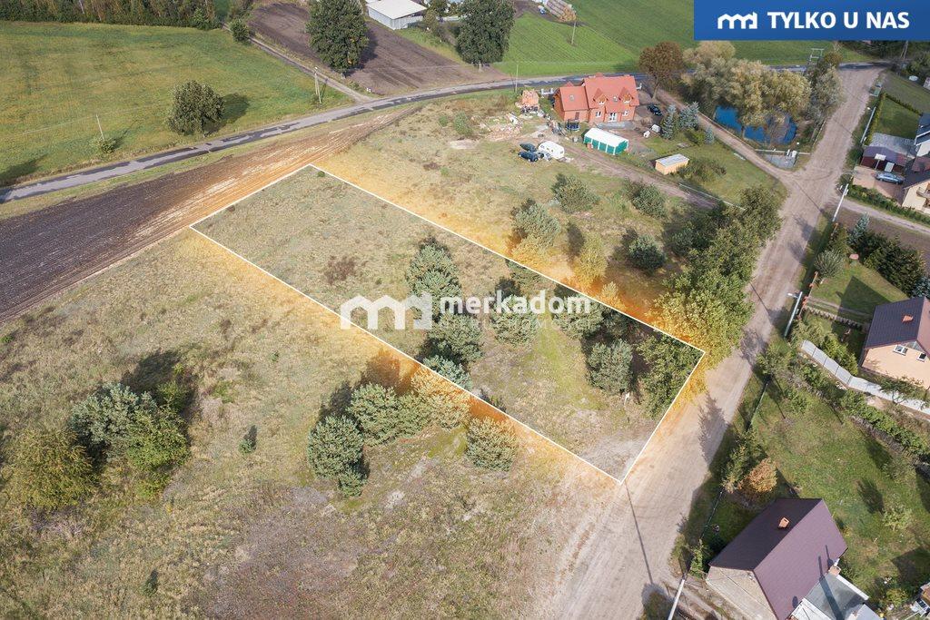 Działka budowlana na sprzedaż Lipa  2100m2 Foto 5