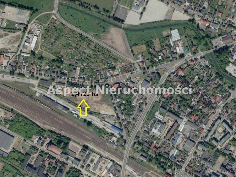 Działka inwestycyjna na sprzedaż Kutno  24122m2 Foto 1