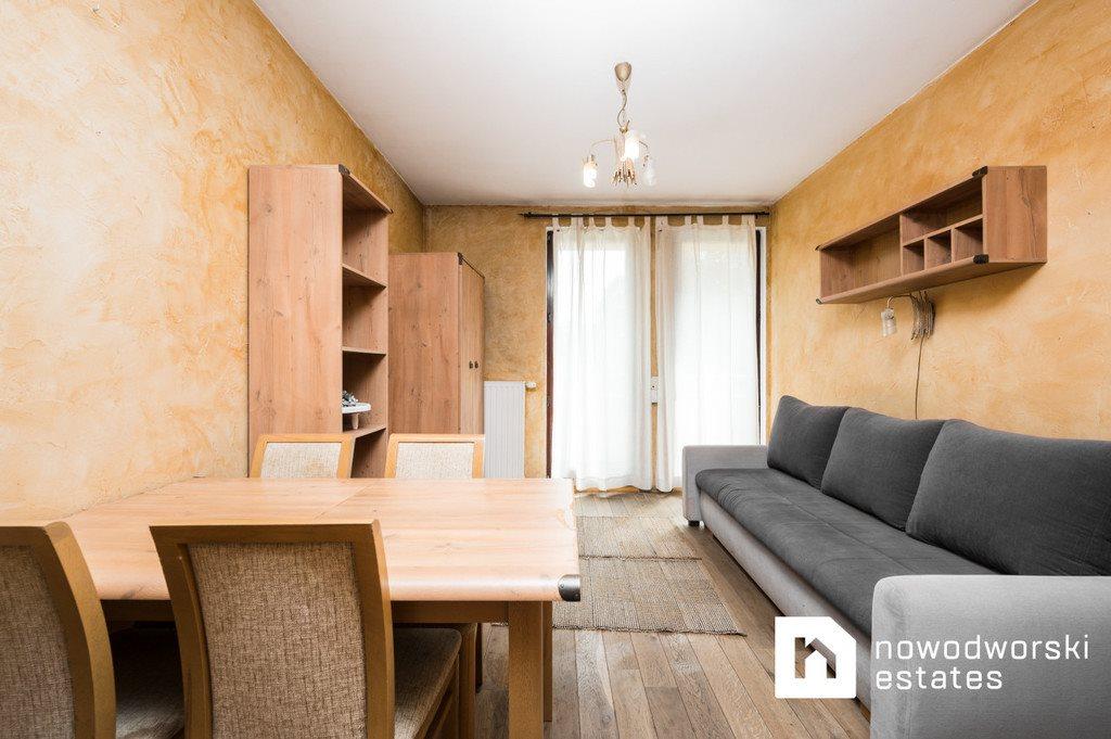 Mieszkanie dwupokojowe na wynajem Kraków, Ruczaj, prof. Michała Bobrzyńskiego  35m2 Foto 6