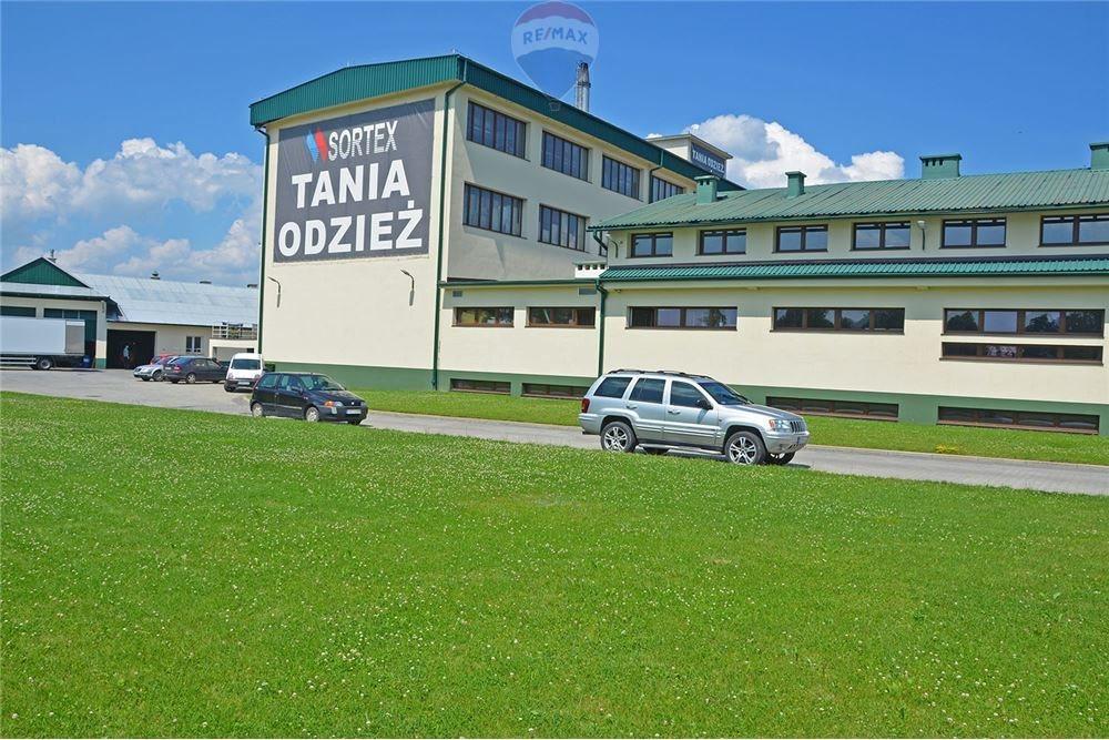 Magazyn na wynajem Nowy Targ  2500m2 Foto 13