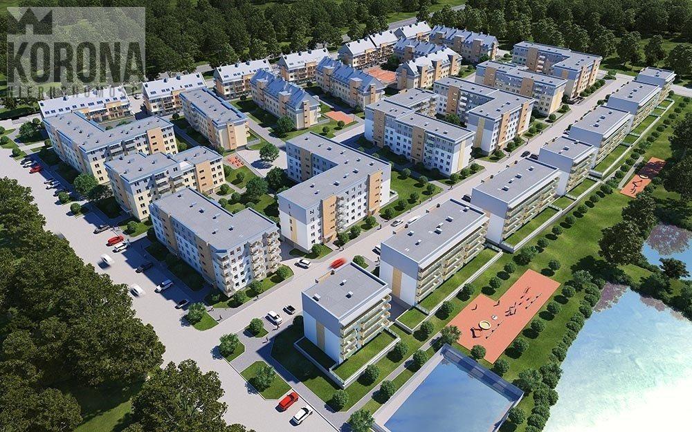 Mieszkanie trzypokojowe na sprzedaż Białystok, Jaroszówka  47m2 Foto 6