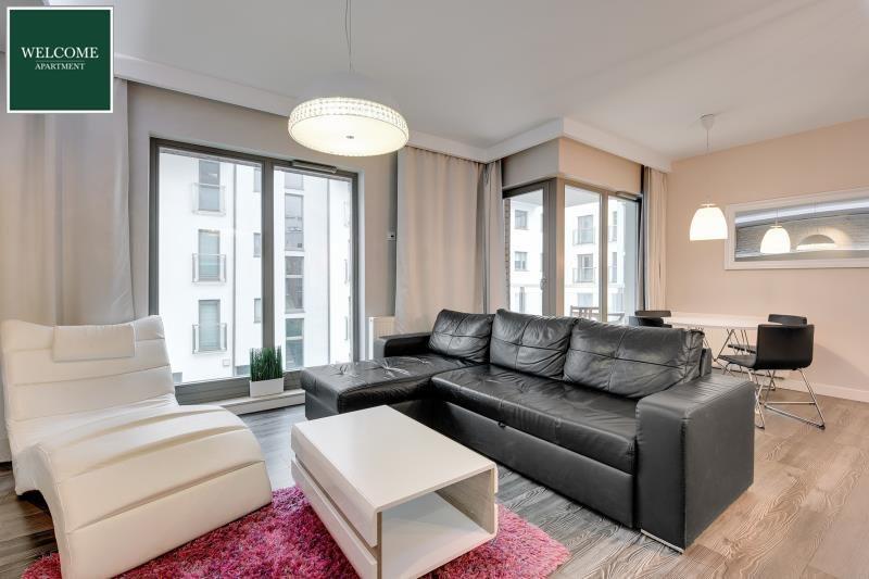 Mieszkanie dwupokojowe na sprzedaż Gdańsk, Śródmieście, WaterLane, Szafarnia  52m2 Foto 8