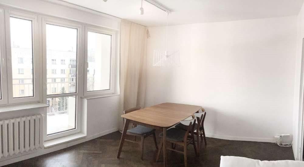 Mieszkanie trzypokojowe na sprzedaż Warszawa, Ursynów, Bacewiczówny  53m2 Foto 2