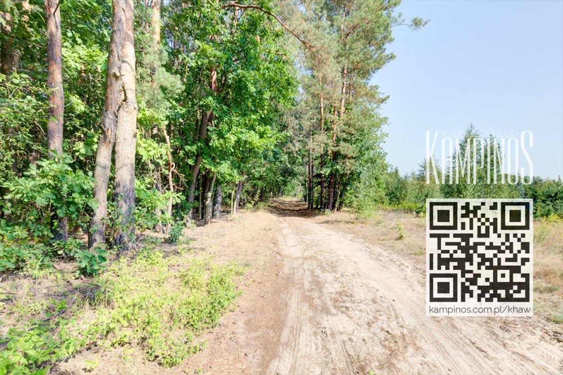 Działka budowlana na sprzedaż Hornówek, Izabelin, oferta 2439  2636m2 Foto 4