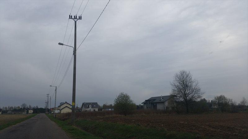 Działka budowlana na sprzedaż Zaborów, Feliksów  1000m2 Foto 3
