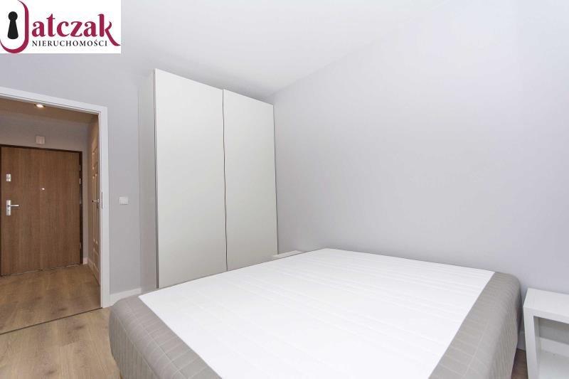 Mieszkanie dwupokojowe na wynajem Gdańsk, Przymorze, KWARTAŁ UNIWERSYTECKI, SZCZECIŃSKA  40m2 Foto 7