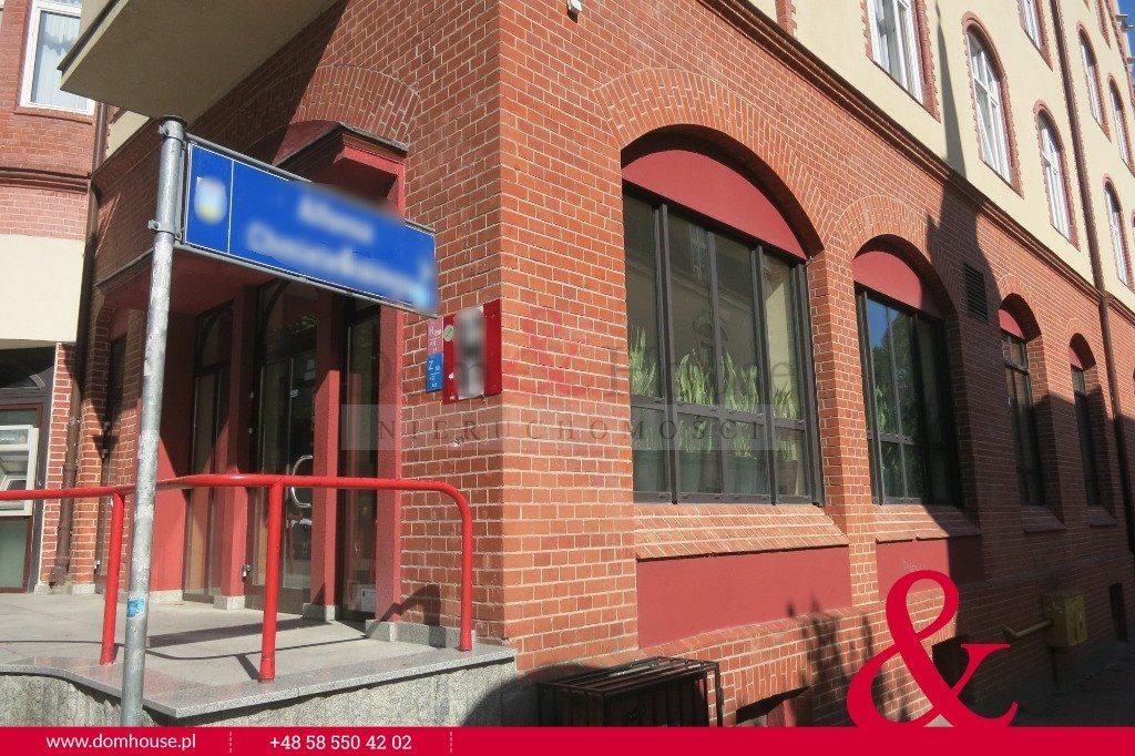 Lokal użytkowy na wynajem Sopot, Centrum, Bohaterów Monte Cassino  606m2 Foto 1
