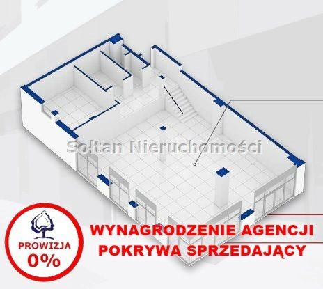 Lokal użytkowy na sprzedaż Warszawa, Mokotów, Siekierki, Bluszczańska  186m2 Foto 1