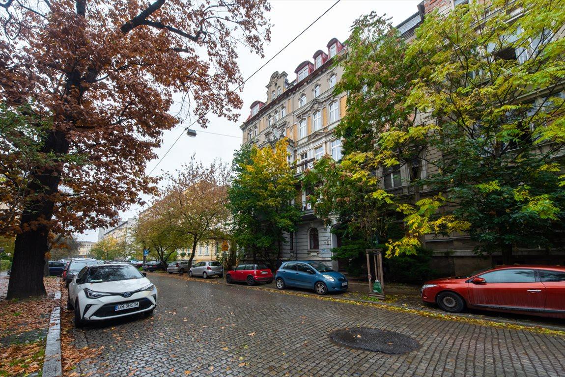 Mieszkanie trzypokojowe na sprzedaż Wrocław, Śródmieście, Plac Grunwaldzki, Matejki  118m2 Foto 14