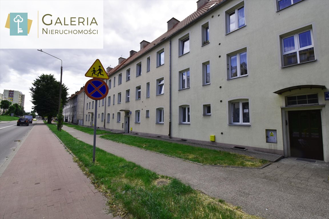 Mieszkanie trzypokojowe na sprzedaż Elbląg, Robotnicza  56m2 Foto 4