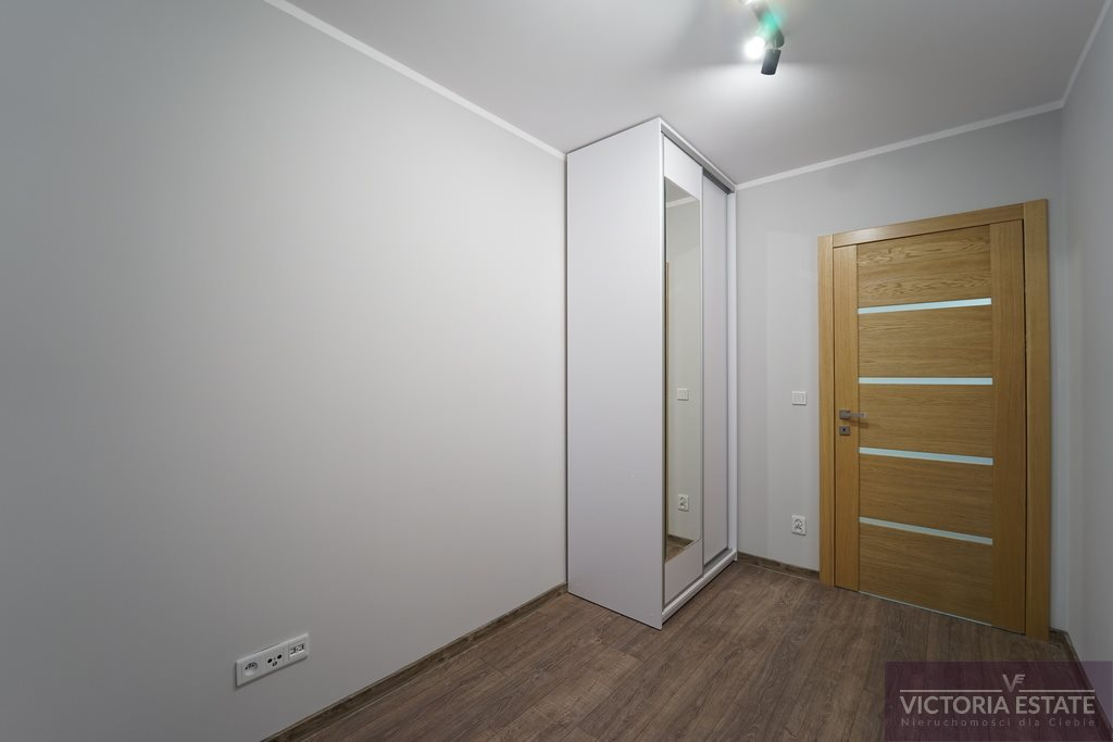 Mieszkanie trzypokojowe na wynajem Kraków, Zabłocie, Tadeusza Romanowicza  44m2 Foto 9
