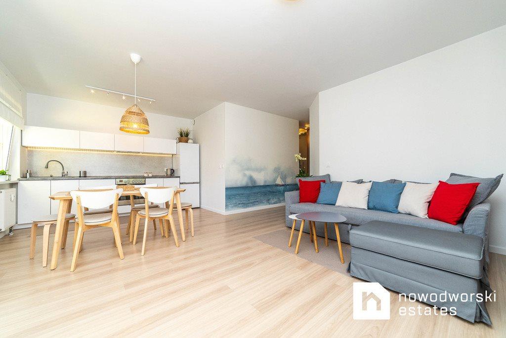 Mieszkanie dwupokojowe na wynajem Gdańsk, Chełm, Anny Jagiellonki  46m2 Foto 1