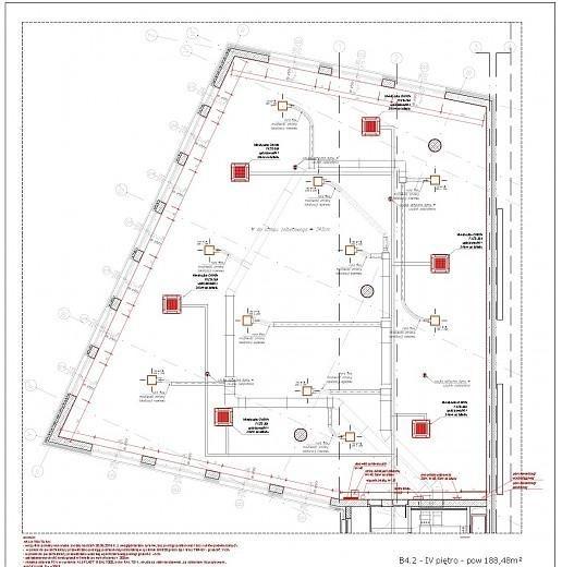 Lokal użytkowy na wynajem Kraków, Centrum / Stare Miasto, Pawia 18a  189m2 Foto 9