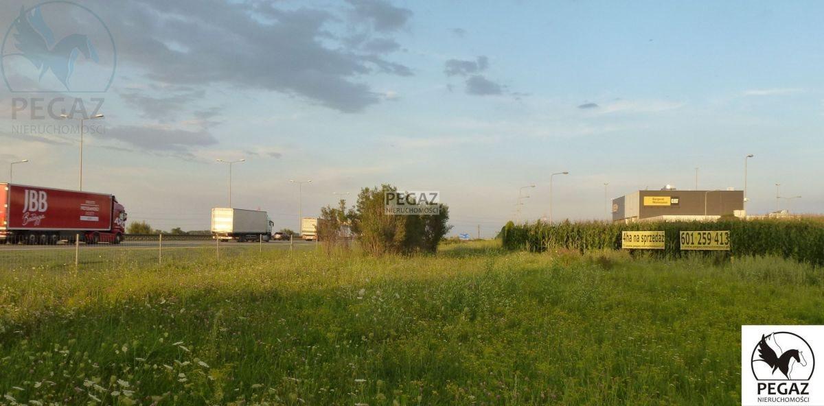 Działka przemysłowo-handlowa na sprzedaż Komorniki, ul. Krzysztofa Kolumba  40371m2 Foto 4