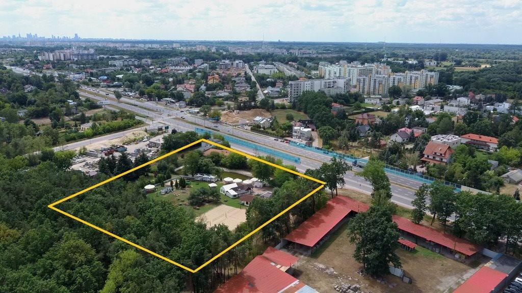 Działka budowlana na sprzedaż Warszawa, Białołęka  16303m2 Foto 5