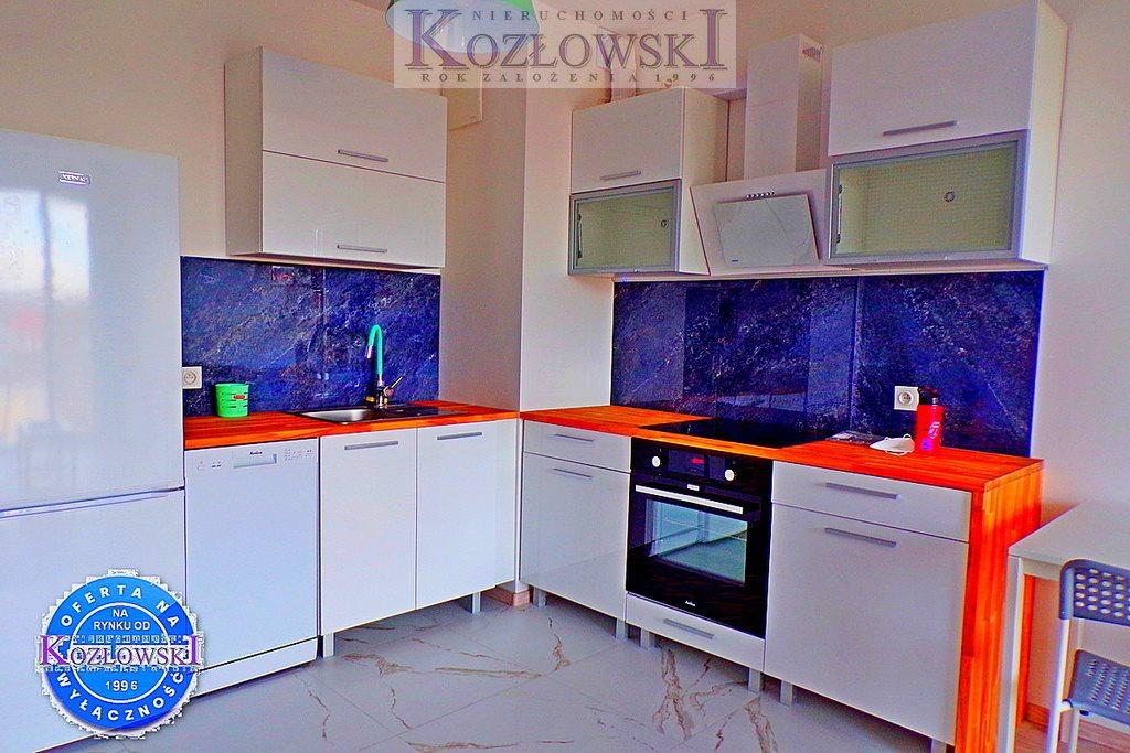 Mieszkanie dwupokojowe na wynajem Gdańsk, Jasień, Lawendowe Wzgórze  40m2 Foto 6