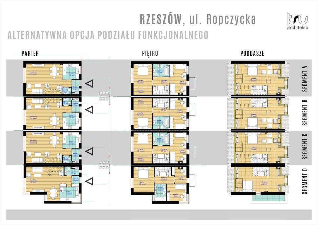 Dom na sprzedaż Rzeszów, Baranówka, Ropczycka  117m2 Foto 4