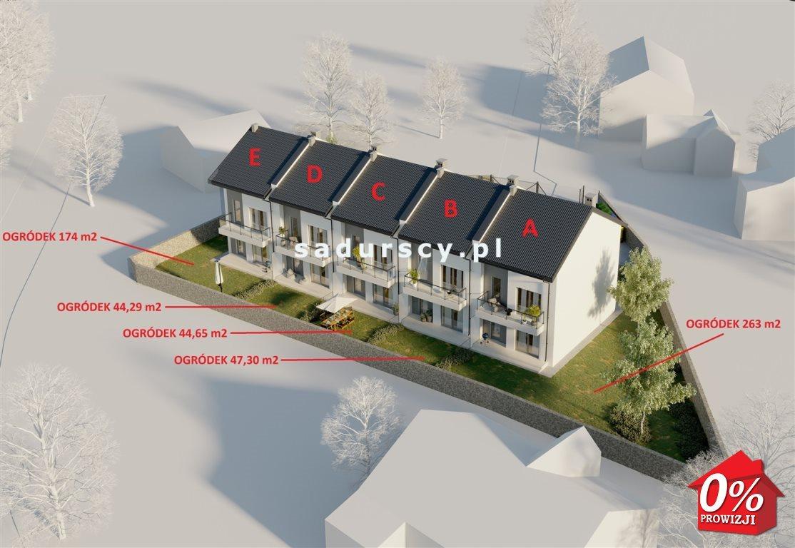 Mieszkanie trzypokojowe na sprzedaż Niepołomice, Portowa  101m2 Foto 3