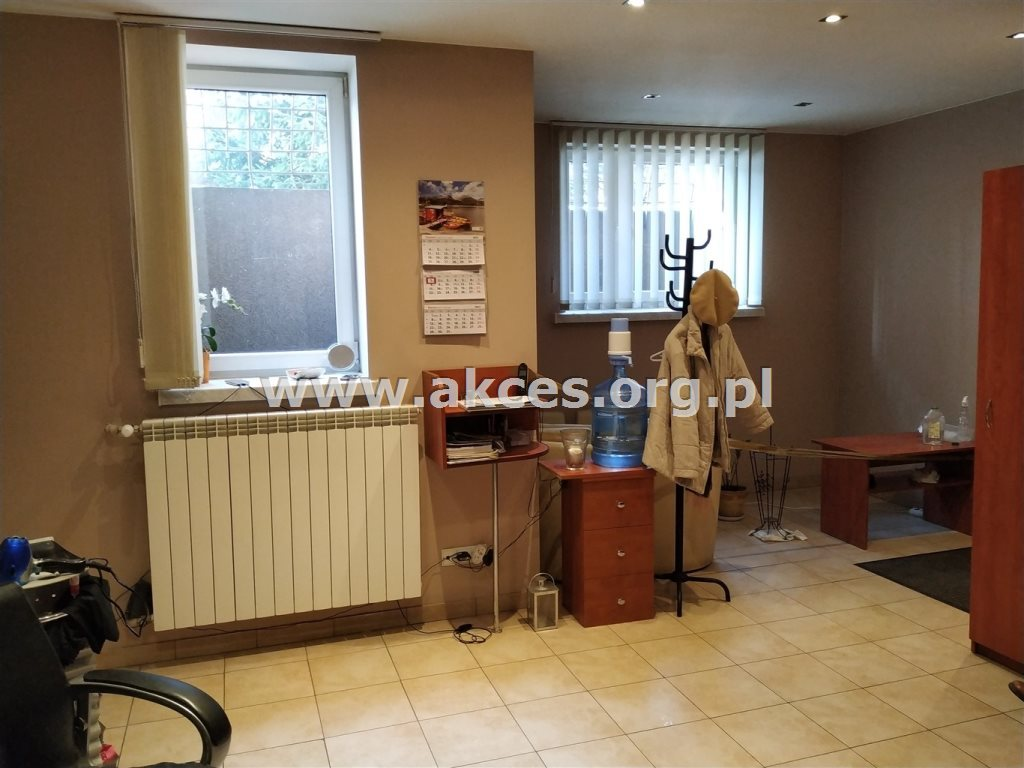 Lokal użytkowy na sprzedaż Warszawa, Praga-Południe, Saska Kępa  66m2 Foto 1