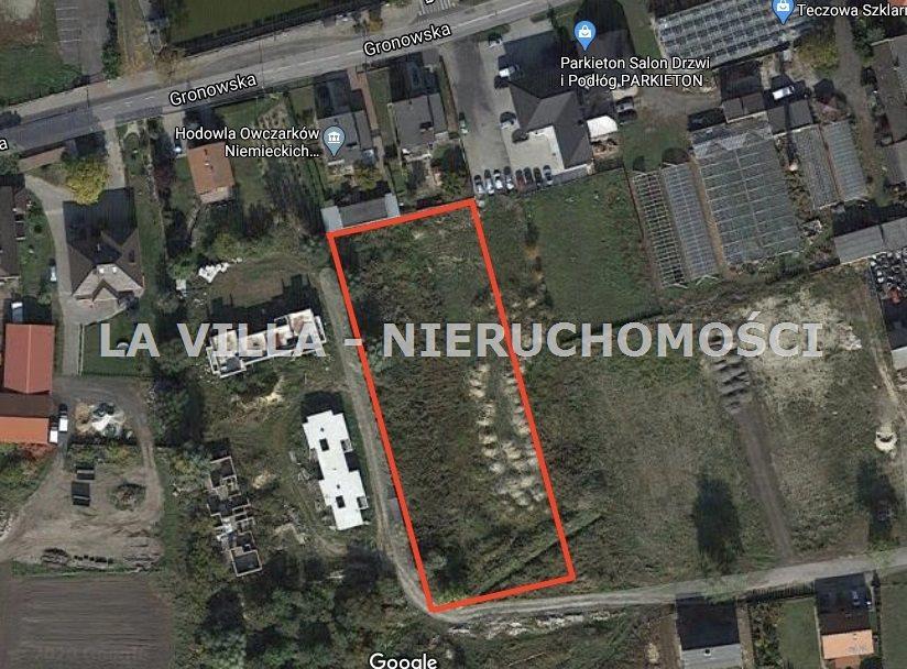 Działka inna na sprzedaż Leszno, Gronowo  4000m2 Foto 2