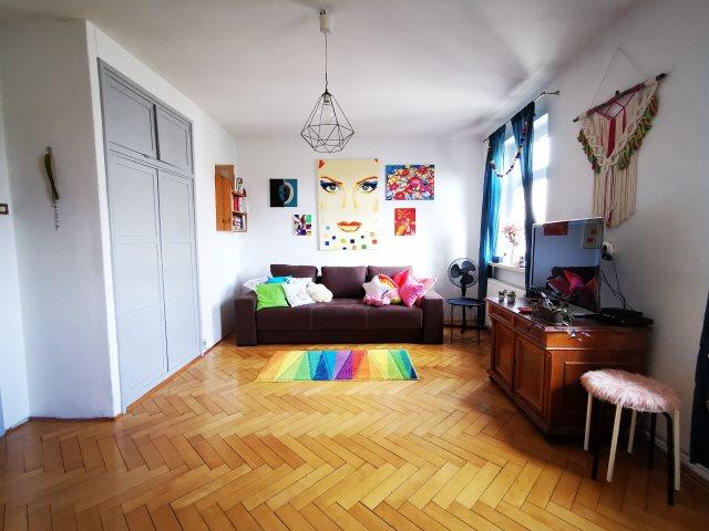 Mieszkanie dwupokojowe na sprzedaż Wrocław, Stare Miasto, Krasińskiego  57m2 Foto 11