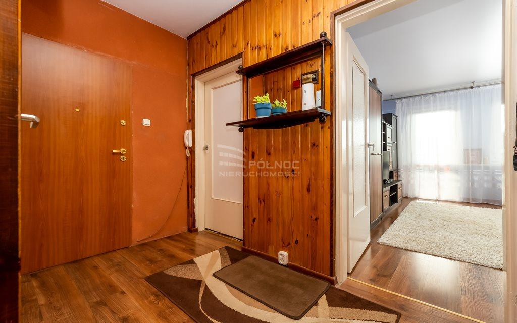 Mieszkanie trzypokojowe na sprzedaż Białystok, Zielone Wzgórza, Rumiankowa  59m2 Foto 8