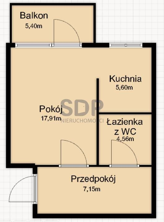 Kawalerka na sprzedaż Wrocław, Psie Pole, Psie Pole, Litewska  35m2 Foto 11