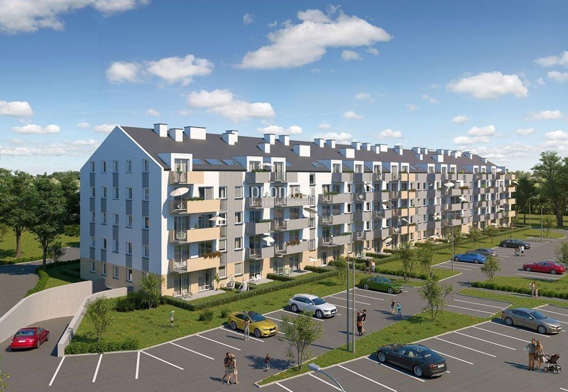 Mieszkanie dwupokojowe na sprzedaż Wrocław, Krzyki, Jagodno  40m2 Foto 12