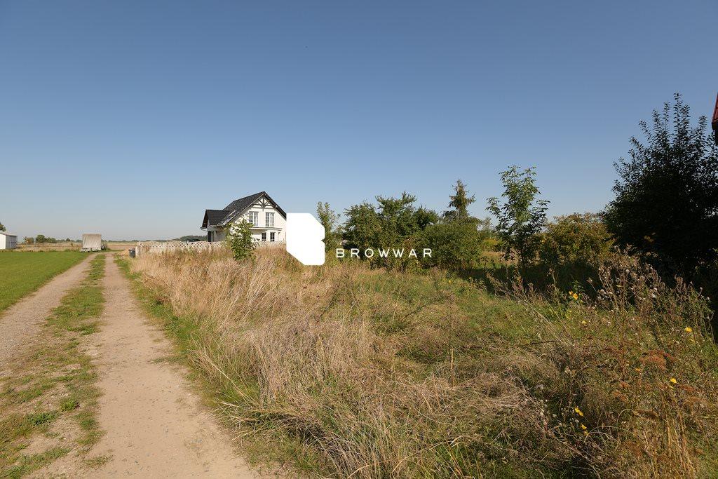 Działka budowlana na sprzedaż Pacholewo  1108m2 Foto 4