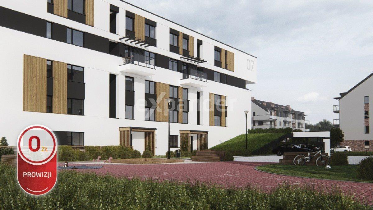 Mieszkanie dwupokojowe na sprzedaż Rzeszów, Dębina, Kornela Makuszyńskiego  47m2 Foto 3