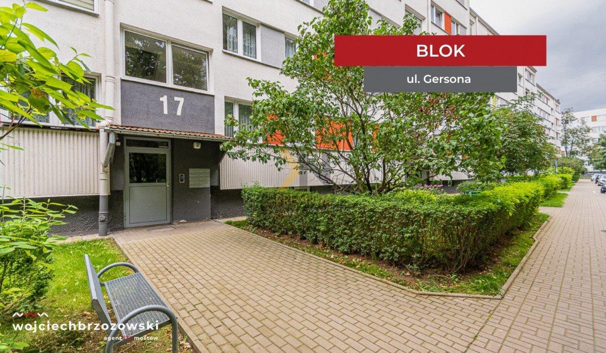 Mieszkanie trzypokojowe na sprzedaż Wrocław, Biskupin, Wojciecha Gersona  48m2 Foto 10