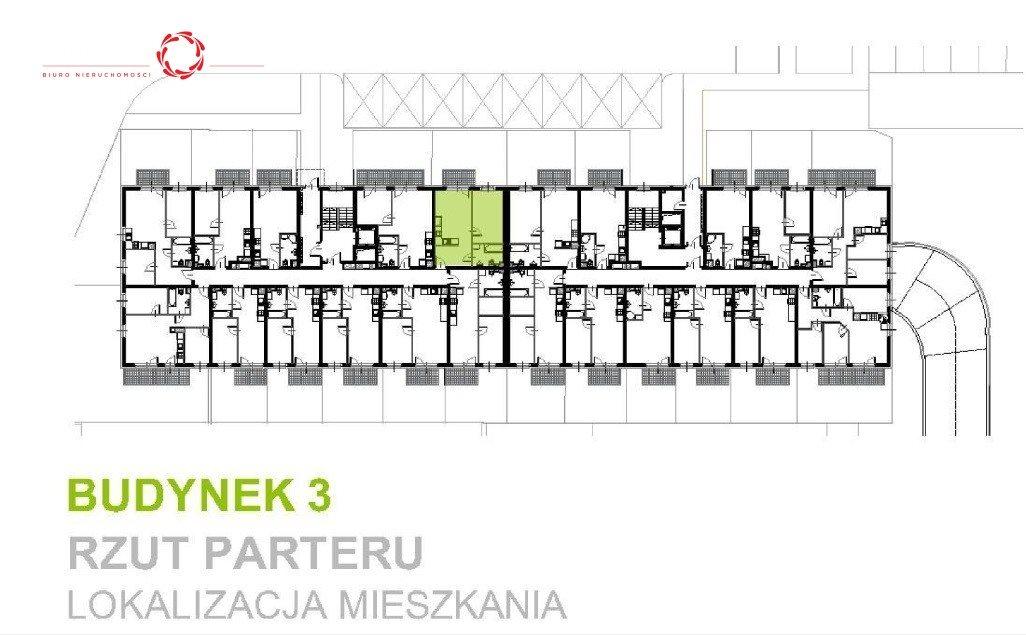 Mieszkanie dwupokojowe na sprzedaż Wrocław, Jagodno, Buforowa  42m2 Foto 7