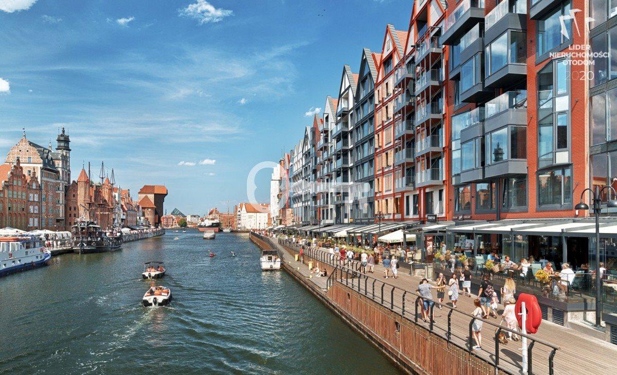 Mieszkanie dwupokojowe na wynajem Gdańsk, Stare Miasto, Chmielna  45m2 Foto 3