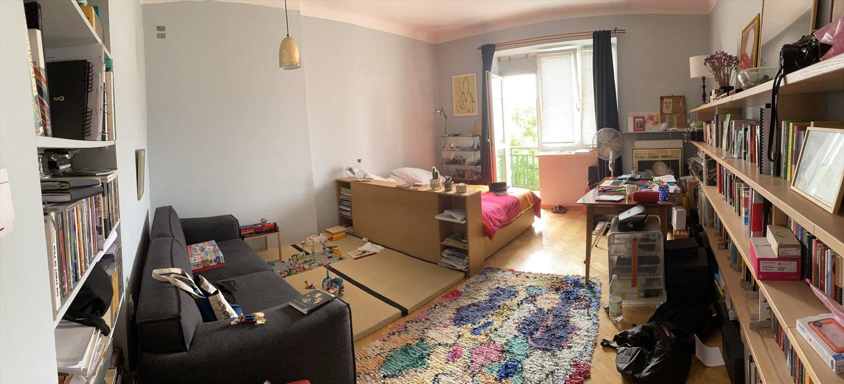 Mieszkanie dwupokojowe na sprzedaż Warszawa, Żoliborz, Mickiewicza  79m2 Foto 1