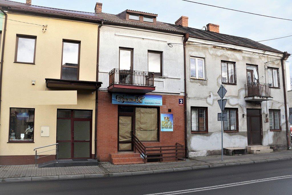 Dom na sprzedaż Parczew, Kościelna  100m2 Foto 1