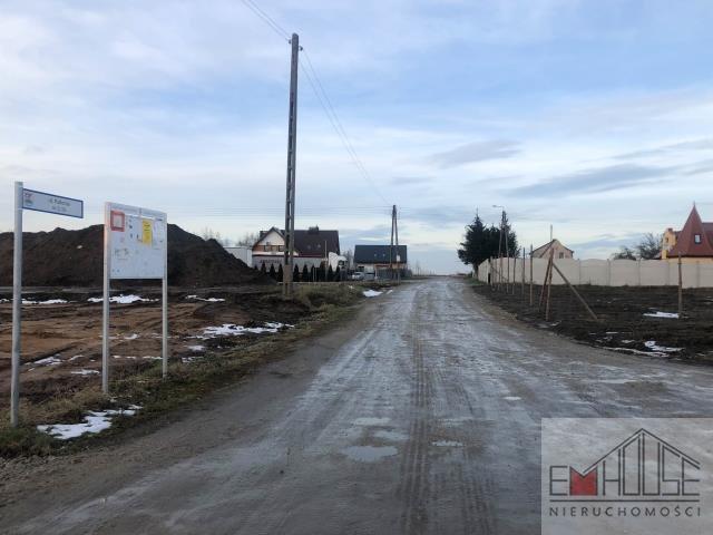 Działka budowlana na sprzedaż Mazurowice  1204m2 Foto 10