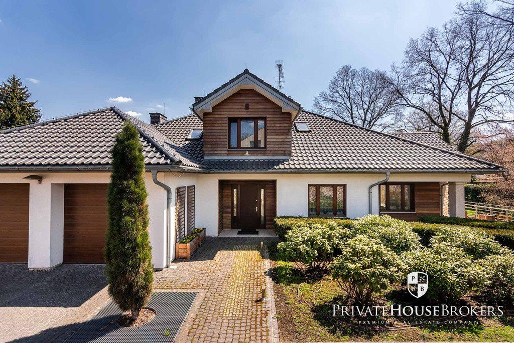 Dom na sprzedaż Kraków, Wola Justowska, Wola Justowska, Królowej Jadwigi  455m2 Foto 1